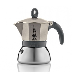 BIALETTI Kawiarka Moka induction ZŁOTA 3 TZ